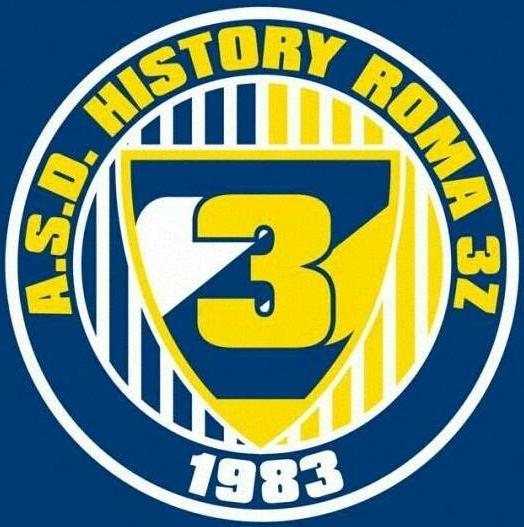 Logo History Roma 3Z