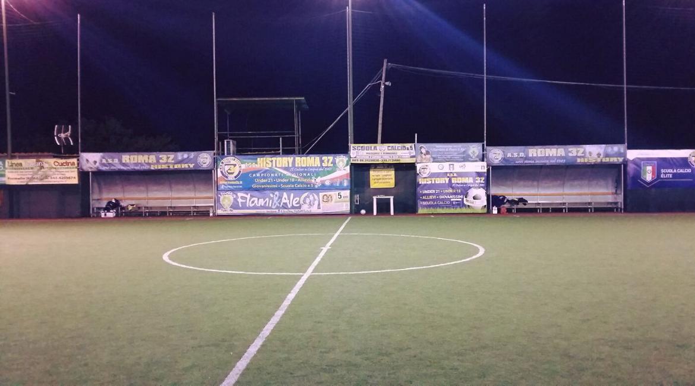 Centro Sportivo Roma 3z - 2